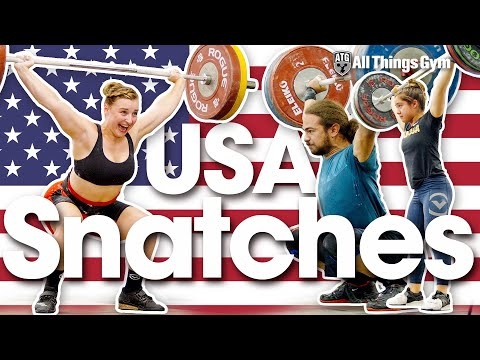 All Things Gym - Best of Olympic Weightlifting