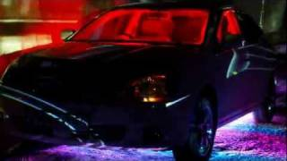 Video Mapping Projection & Light Show on Toyota Allion