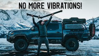 Toyota Tacoma Vibrations, How to Fix This Problem
