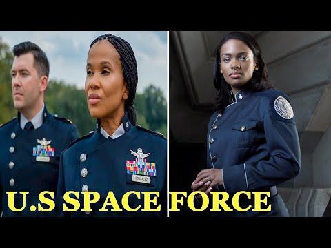 Space Force 'Guardians' uniform compared to 'Star Trek,' 'Battlestar ...