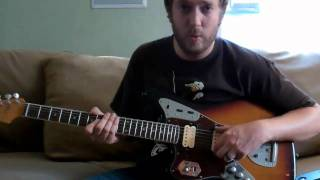 Joe Brewer reviews: 2011 Kurt Cobain Fender Jaguar Signature Series Left Handed model