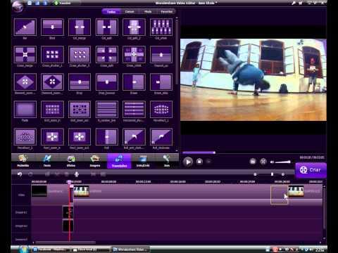 Tutorial Explicativo - Wondershare Video Editor