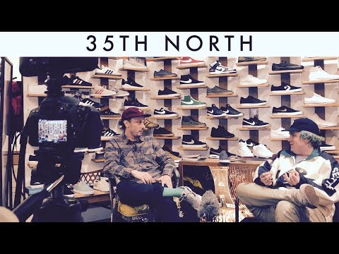 35TH NORTH SKATESHOP: INTERVIEW WITH OWNER TONY CROGHAN