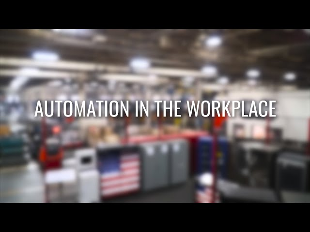 Manufacturing in America: Automation in the Workplace