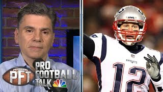 How a quarterback could surpass Tom Brady on all-time QB list | Pro Football Talk | NBC Sports