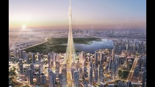 Dubai set to build a new iconic tower (928m) that will be 'a notch taller than Burj Khalifa