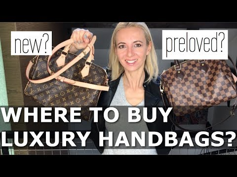 CHANEL, LOUIS VUITTON - WHERE TO BUY? NEW OR PRELOVED? ANNA IN WARSAW