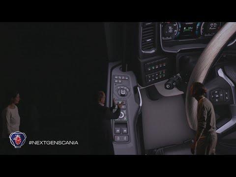 Meet Scania's next generation of trucks