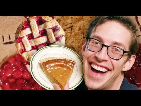 Keith Eats Every Pie