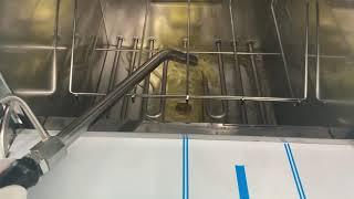 전기 튀김기 정제기, 가스 튀김기 정제기 사용방법 ( …