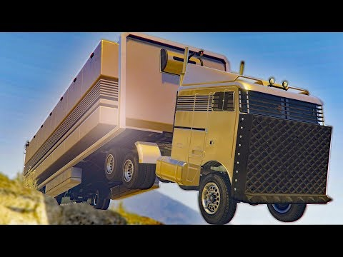 THE GOLDEN MOC! (MOBILE OPERATIONS CENTER)   GTA 5 THUG LIFE #142
