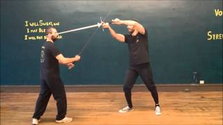Longsword Techniques: Mutieren, Lesson 4, part 2