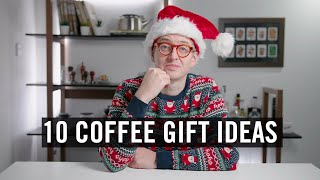 10 Coffee Gift Ideas