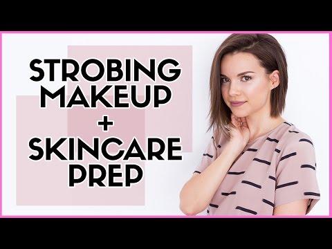 Strobing Makeup + Skincare Tutorial! ◈ Ingrid Nilsen thumbnail