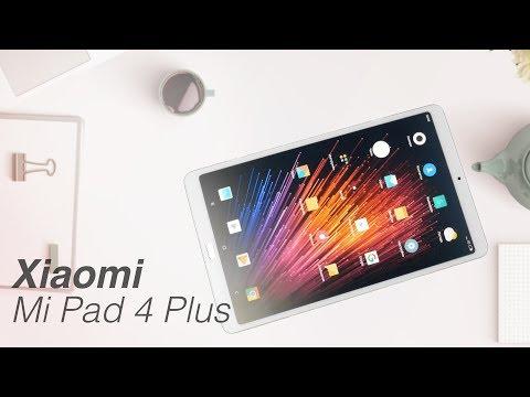Обзор Xiaomi Mi Pad 4 Plus - ЛУЧШИЙ ПЛАНШЕТ НА ANDROID!(2019)