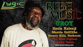 Rebel Music trailer -  Sizzla kalonji, Capleton, U Roy, Empress Sativa, Bushman....