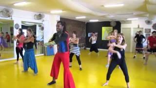 Danza Afrocubana con Gilberto Perez @DrumArt