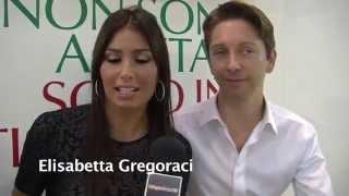 Tisanoreica a Bologna con Gianluca Mech e Elisabetta Gregoraci