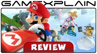Mario Kart 8 Video Review Wii U