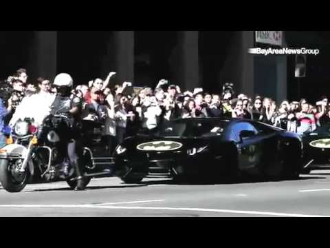 2013 Tout Review:  Watch heart-warming moments of #SFBatKid documented by Bay Area News Group journa
