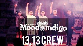 13 13 crew at mood indigo 2015 iit bombay   dance showcase