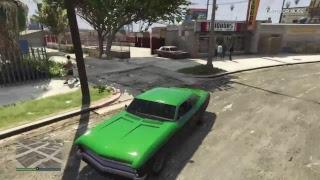 GTA V Director Mode Car Thief For Chop Shop