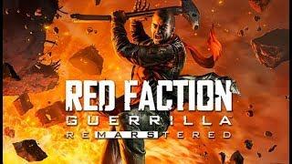 Red Faction Guerrilla Re-Mars-tered на слабом ПК