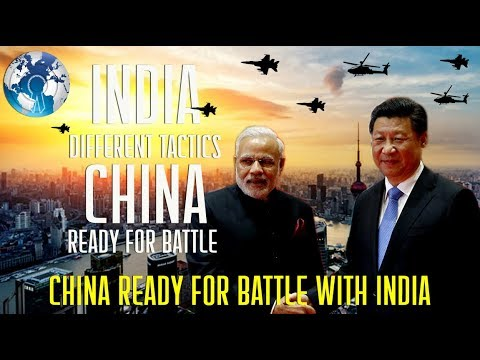CHINA getting ready for BATTLE with INDIA in a Different way