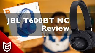JBL T600 BT NC Detailed Hands On Review