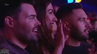 Full ( vietsub) phần dự thi Britain's Got Talent 2018 của 2 anh em Quốc Cơ - Quốc Nghiệp