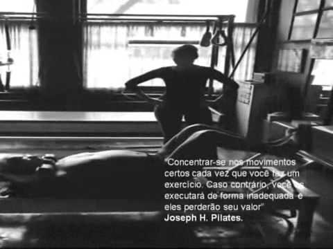 Historia de Joseph Pilates