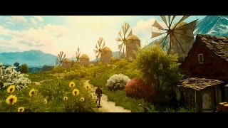 """The Witcher 3: Wild Hunt - Blood & Wine - Trailer """"Nova Região"""" Touissant - Dublado em Português"""