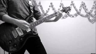 BLUE ENCOUNT  はじまり(ショートver.)ギター  TAB