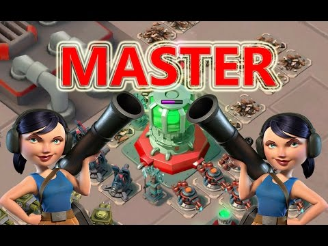 ZOOKA MASTERS | Boom Beach | OPERATION CHOKE POINT
