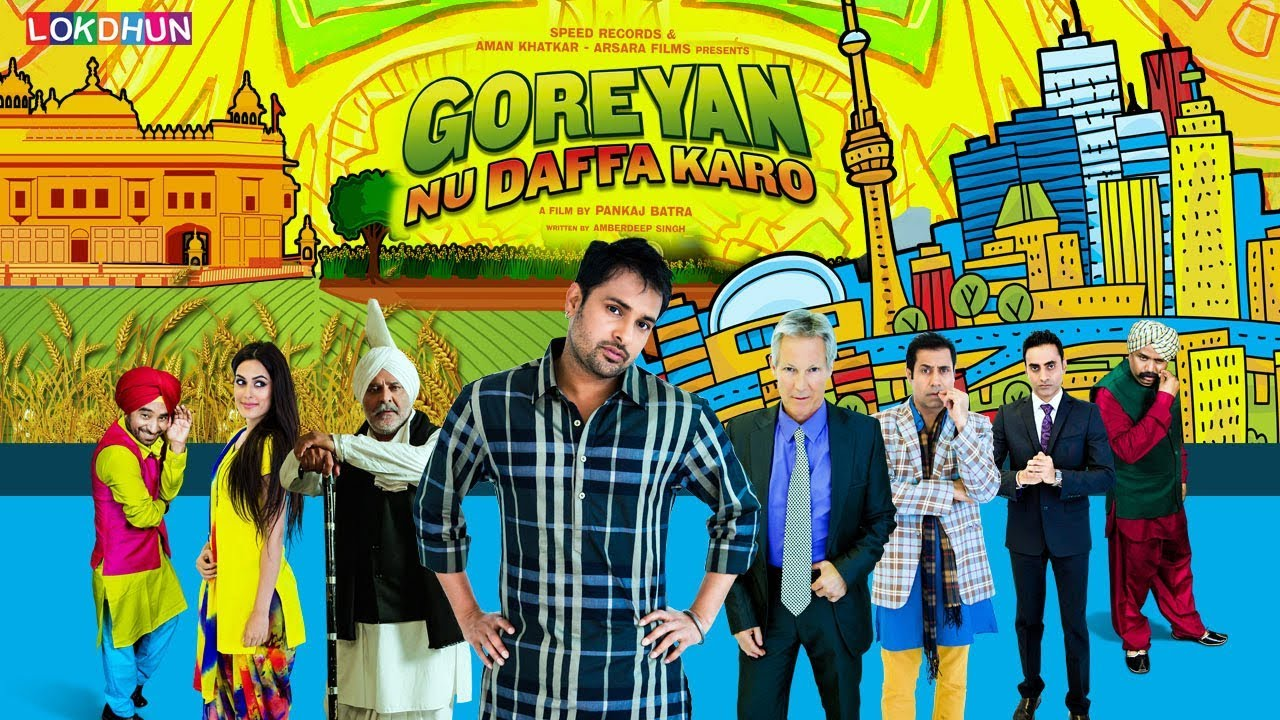 Download Superhit Punjabi Film - Goreyan Nu Daffa Karo , Amrinder Gill || Punjabi Movies || Punjabi Films