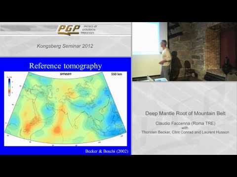 Lecture - Deep Mantle Root of Mountain Belt