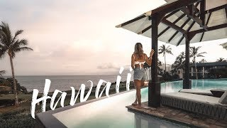 HAWAII 2018 | Memories in Maui | Lumix Gh5 | DJI Mavic Pro