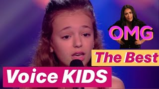 Top 15 The Best Of Best Blind Auditions The Voice Kids