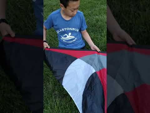 Ring Kite Assembly Instructions Video Youtube