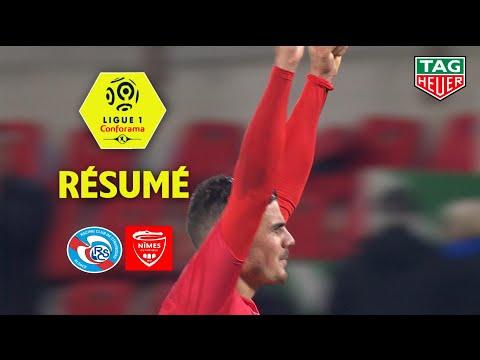 RC Strasbourg Alsace - Nîmes Olympique ( 0-1 ) - Résumé - (RCSA - NIMES) / 2018-19
