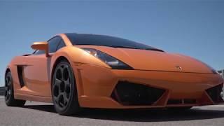 Lamborghini Pushed to the Limit!