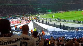 FC Bayern München - Eintracht Frankfurt  DFB Pokal Finale Schlussphase Tor 3:1