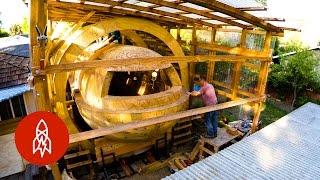 Building a Better Ship for Tsunami Survival