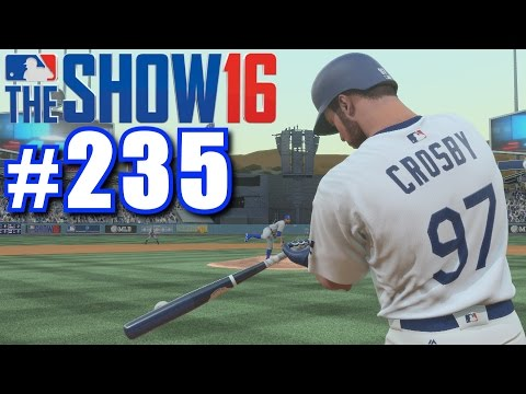 PLAYING LIKE WILLIE MAYS HAYES! | MLB The Show 16 | Road to the Show #235