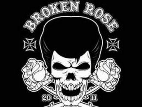 Broken Rose - Queen Of The Night (lyrics)