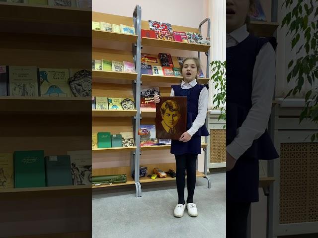 Изображение предпросмотра прочтения – ДарьяИванченко читает произведение «Отговорила роща золотая» С.А.Есенина