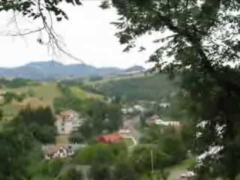 265 Szlovákia, Szentantal ,Coburg kastély