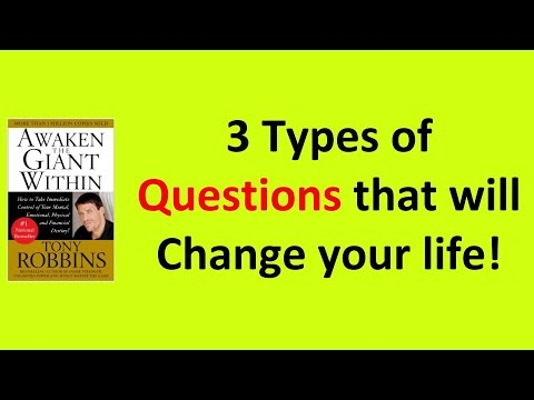 Awaken the Giant Within by Tony Robbins | Book Summary and
