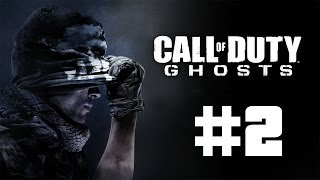 "Call of Duty : Ghosts Walkthrough Part 2 ""No Mans Land"""