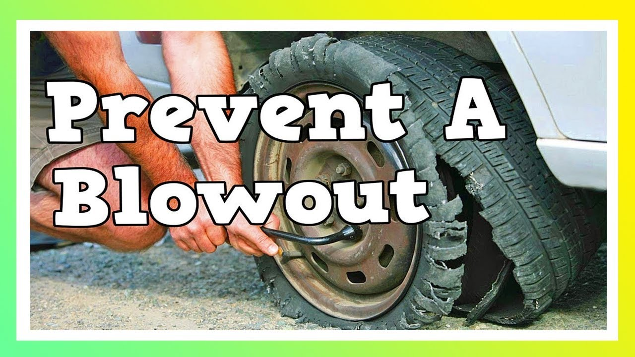 How To Check Tire Pressure Without A Gauge Youtube